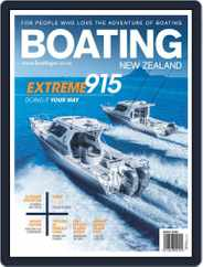Boating NZ (Digital) Subscription April 1st, 2020 Issue