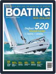 Boating NZ (Digital) Subscription April 1st, 2019 Issue