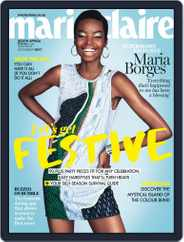 Marie Claire South Africa (Digital) Subscription December 1st, 2017 Issue