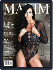 Maxim South Africa (Digital) Subscription June 1st, 2017 Issue