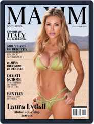 Maxim South Africa (Digital) Subscription December 1st, 2016 Issue
