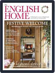 The English Home (Digital) Subscription December 1st, 2019 Issue