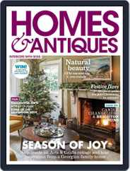 Homes & Antiques (Digital) Subscription January 1st, 2020 Issue