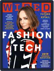WIRED UK (Digital) Subscription January 1st, 2019 Issue