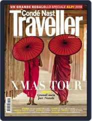 Condé Nast Traveller Italia (Digital) Subscription December 1st, 2017 Issue