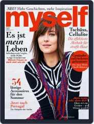 myself Magazin (Digital) Subscription June 1st, 2017 Issue
