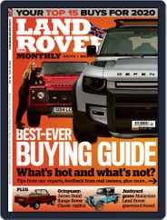 Land Rover Monthly (Digital) Subscription January 2nd, 2020 Issue