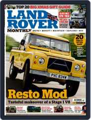 Land Rover Monthly (Digital) Subscription January 1st, 2020 Issue