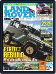 Land Rover Monthly (Digital) Subscription September 1st, 2019 Issue
