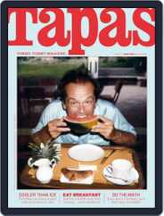 TAPAS - English Version (Digital) Subscription June 1st, 2015 Issue