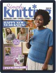 Simply Knitting (Digital) Subscription January 1st, 2020 Issue