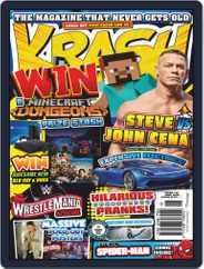 KRASH (Digital) Subscription June 1st, 2020 Issue