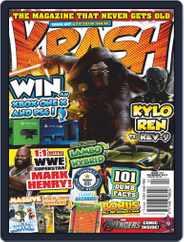 KRASH (Digital) Subscription December 1st, 2019 Issue
