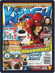 KRASH (Digital) Subscription July 1st, 2019 Issue