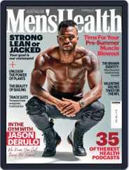 Men's Health Australia (Digital) Subscription November 1st, 2019 Issue