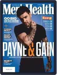 Men's Health Australia (Digital) Subscription July 1st, 2019 Issue