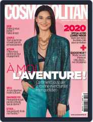 Cosmopolitan France (Digital) Subscription December 1st, 2019 Issue