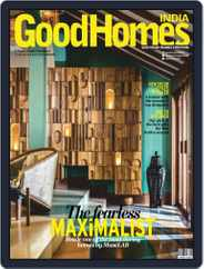 GoodHomes India (Digital) Subscription September 1st, 2019 Issue