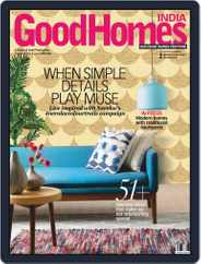 GoodHomes India (Digital) Subscription August 1st, 2019 Issue
