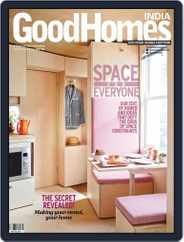 GoodHomes India (Digital) Subscription June 1st, 2019 Issue
