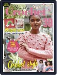 Simply Crochet (Digital) Subscription September 10th, 2020 Issue