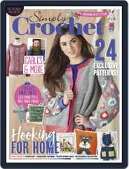 Simply Crochet (Digital) Subscription August 1st, 2020 Issue