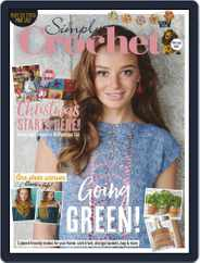 Simply Crochet (Digital) Subscription February 1st, 2020 Issue