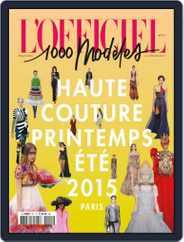 Fashion Week (Digital) Subscription March 11th, 2015 Issue