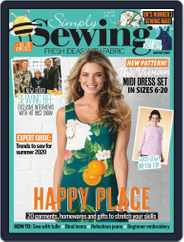 Simply Sewing (Digital) Subscription April 1st, 2020 Issue