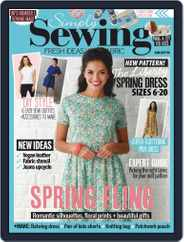 Simply Sewing (Digital) Subscription February 1st, 2020 Issue