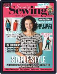 Simply Sewing (Digital) Subscription January 1st, 2020 Issue