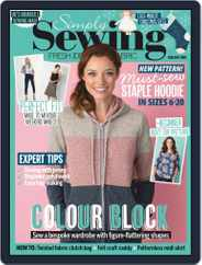 Simply Sewing (Digital) Subscription December 1st, 2019 Issue