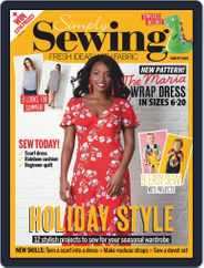 Simply Sewing (Digital) Subscription September 3rd, 2019 Issue