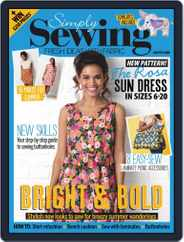Simply Sewing (Digital) Subscription September 2nd, 2019 Issue