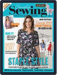 Simply Sewing (Digital) Subscription September 1st, 2019 Issue