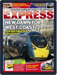 Rail Express (Digital) Subscription January 1st, 2020 Issue