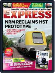 Rail Express (Digital) Subscription December 1st, 2019 Issue