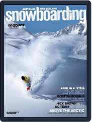 Australian NZ Snowboarding (Digital) Subscription May 29th, 2015 Issue