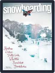 Australian NZ Snowboarding (Digital) Subscription August 11th, 2013 Issue