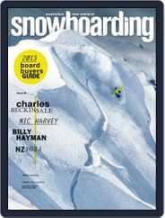 Australian NZ Snowboarding (Digital) Subscription May 31st, 2013 Issue