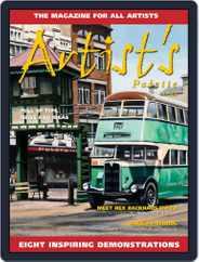 Artist's Palette (Digital) Subscription December 1st, 2019 Issue