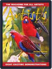 Artist's Palette (Digital) Subscription August 1st, 2019 Issue