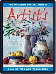 Artist's Palette (Digital) Subscription June 1st, 2019 Issue