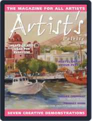 Artist's Palette (Digital) Subscription July 1st, 2018 Issue