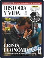 Historia Y Vida (Digital) Subscription June 1st, 2020 Issue