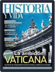 Historia Y Vida (Digital) Subscription October 1st, 2019 Issue