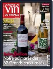 La Revue Du Vin De France (Digital) Subscription March 1st, 2019 Issue