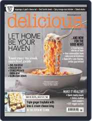 Delicious UK (Digital) Subscription May 1st, 2020 Issue
