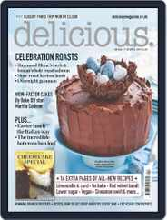 Delicious UK (Digital) Subscription April 1st, 2019 Issue