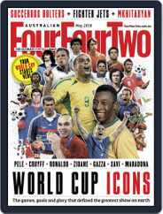 Australian FourFourTwo (Digital) Subscription May 1st, 2018 Issue